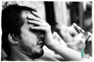 Головная боль при похмелье