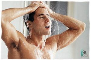 Контрастный душ поможет избавиться от похмелья