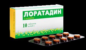 Лотардин от аллергии