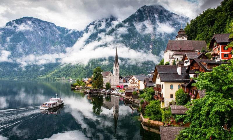 Лучше всего готовят глинтвейн в швейцарских Альпах и французский городок Валь-д'Изера