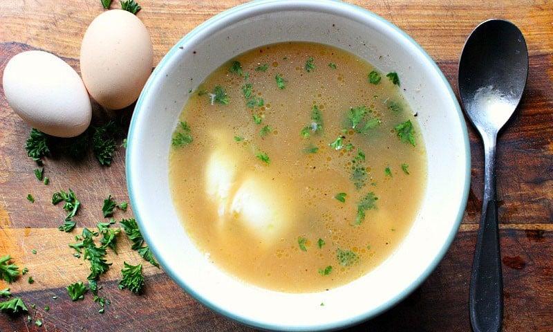 Рецепты супов, спасающие от тяжелого похмелья || Покончить с похмельем поможет горячий суп-мисо с моллюсками