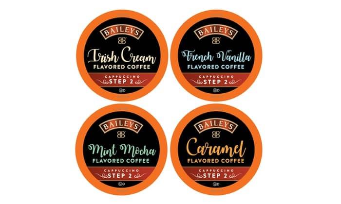 У Бейлиз несколько различных ароматических ингредиентов