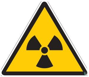 Радиация логотип