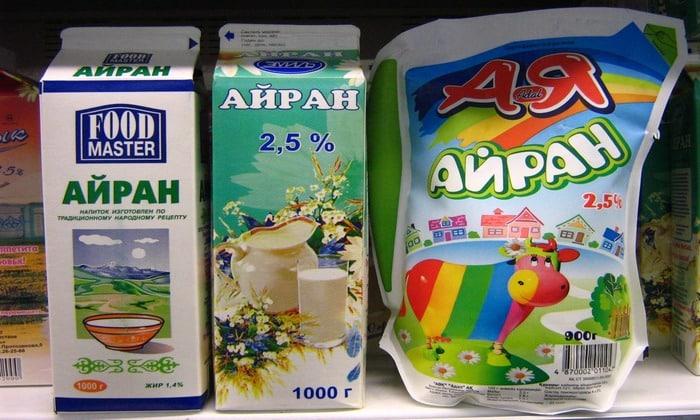 Молочная кислота, содержащаяся в айране ускоряет переработку и выведение токсинов, которые образуются при распаде алкоголя