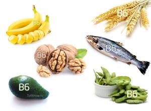 Витамины B6