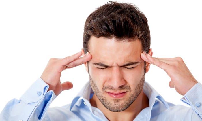 Усиленное выведение с мочой избыточной жидкости убирает головную боль