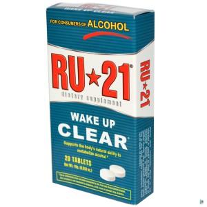 Средство от похмелья Ru-21