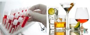 Алкоголь и анализ крови