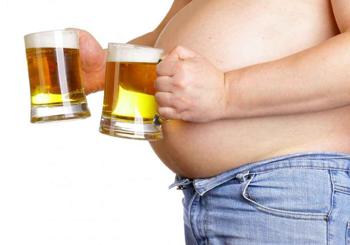 Как пиво влияет на мужскую потенцию