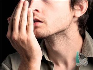 запах алкоголя изо рта если не пил
