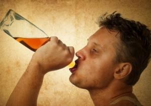 Муж пьет запоями
