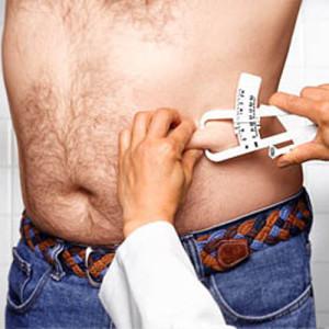 измеряем пивной живот