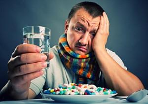 Алкогольная интоксикация организма