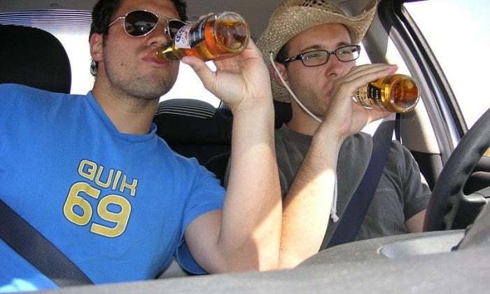 Дорога и алкоголь – не совместимые не при. Поэтому ответственный человек не сядет за руль автомобиля сколько бы он не выпил