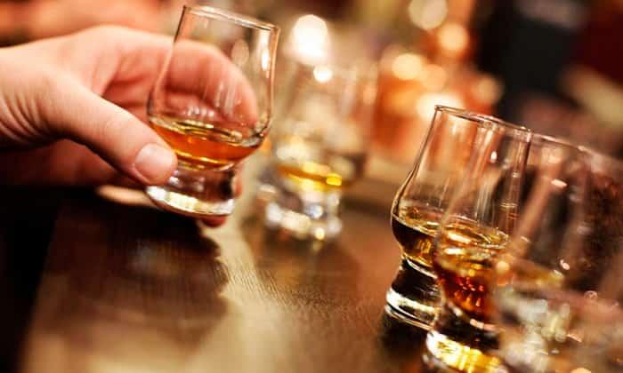 Крепость алкоголя влияет на период распада этанола