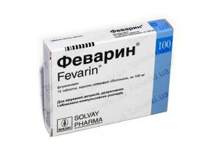 Препарат Феварин