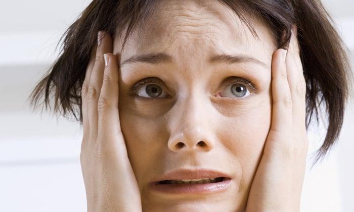 Передозировка препарата может вызвать чувство беспокойства