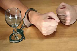 Синдром абстиненции при хроническом алкоголизме