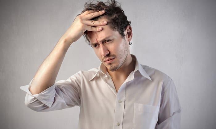 Применение Антиполицая быстро устранит головную боль при похмелье