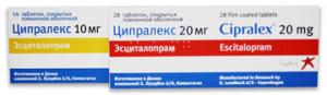Препарат Ципралекс
