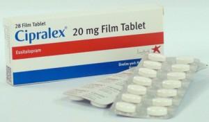 Таблетки Ципралекс
