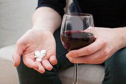 Феварин и алкоголь