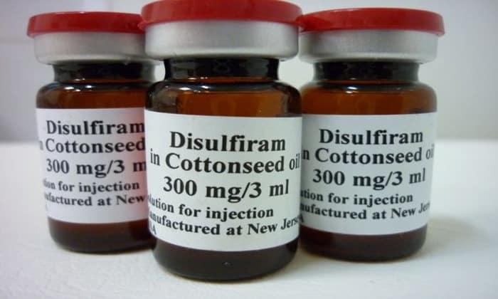Действующим веществом в Алгоминале является Дисульфирам, эффективность которого в лечения от алкозависимости доказана