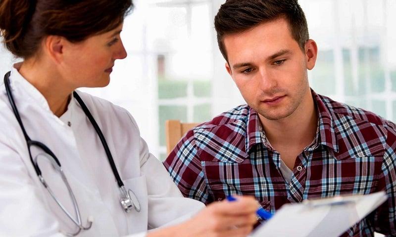 Алгоминал может назначить врач-нарколог