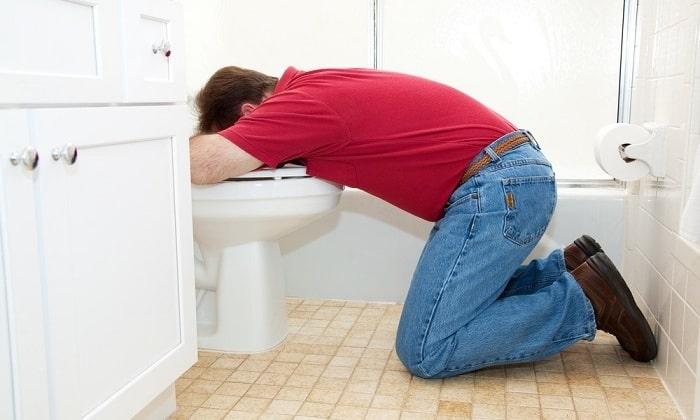 Кружится голова с похмелья - после алкоголя и пьянки: что делать