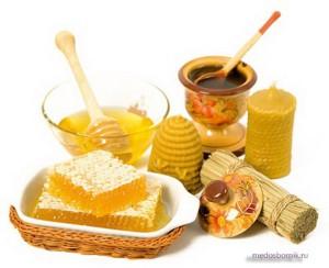 сосуды с медом