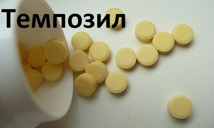 Особенности применения препарата Темпозил при лечении алкоголизма