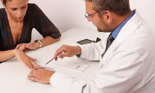 Все нюансы лечения с помощью Бинастима обговариваются с доктором еще до начала терапии