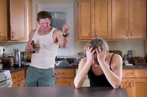 Как расстаться с мужем алкоголиком?