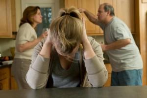 дети и семейные ссоры