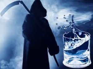 смерть и алкоголь