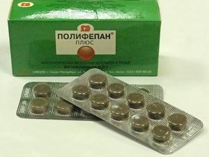 Полифепан при боли в печени