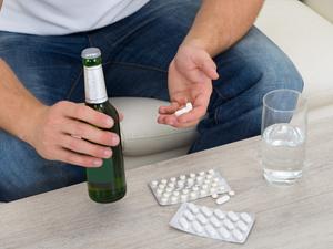 Взаимодействие препарата Эргоферон и алкоголя