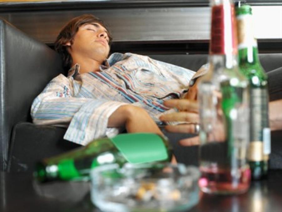 отравление алкоголем и алкоголизма