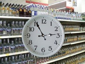 Ограничение времени продажи алкоголя