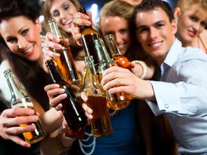 Употребление спиртного без опьянения