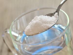 Очищение желудка раствором соли и соды