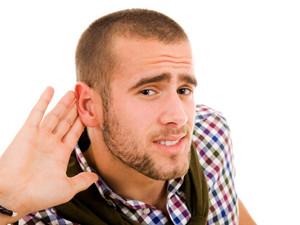Снижение остроты слуха - показание к приему