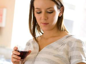 Употребление алкоголя при планировании беременности