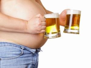 Толстеют ли от употребления алкоголя?