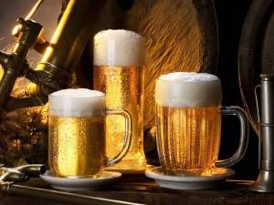 Лечебное пиво
