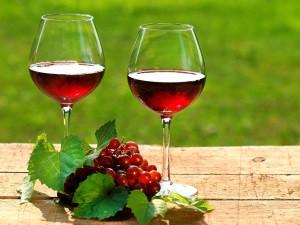 Вред вина для желудка