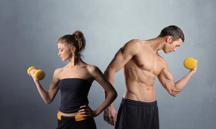 У людей, занимающихся спортом, потребность в витамине В1 возрастает