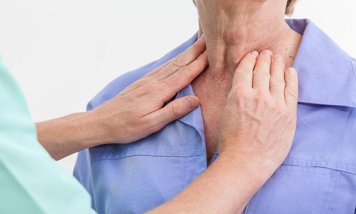 В качестве вспомогательной терапии кислота может использоваться при расстройствах эндокринной системы