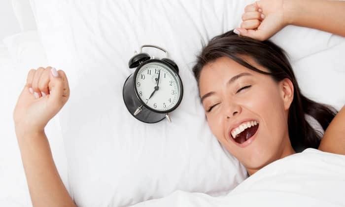 Витамин В1 помогает нормализовать сон