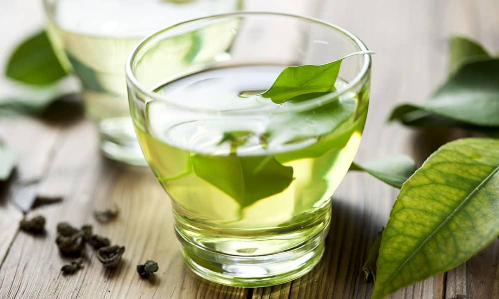 Зеленый чай разрешен при алкогольном отравлении